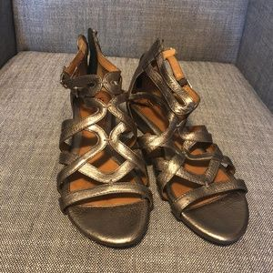 Sofft gladiator sandals sz 10